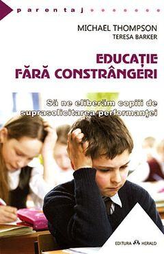 educatie fara constrangeri