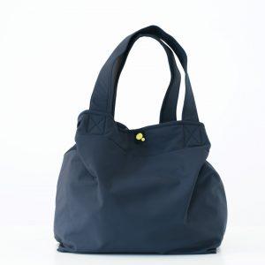 marea geanta poarta ma albastru denim