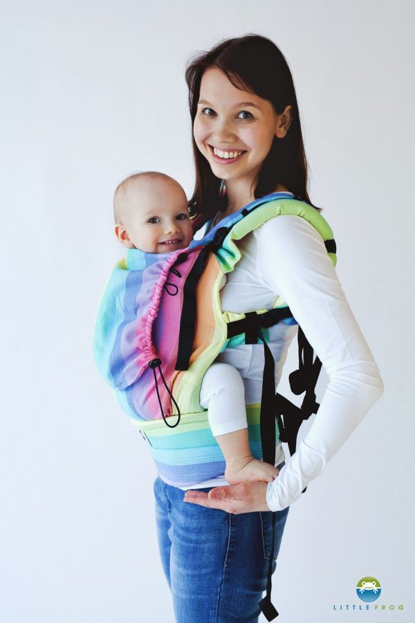 eng pl Little Frog Ergonomic Carrier Spectrolite 6357 1