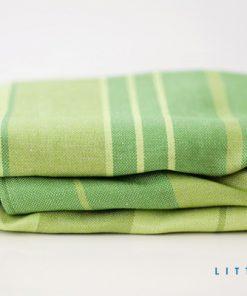 eng pl Woven wrap Little Frog Linen Beryl size 5 2nd Grade 3745 1
