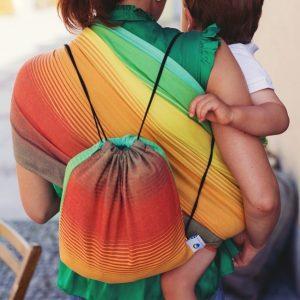rus pl Little Frog Carrier Bag Sunny Ammolite 4804 1 1