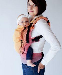 eng pl Baby carrier Little Frog Sandy Ammolite 2 499 1