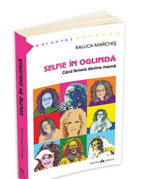 selfie in oglinda persp