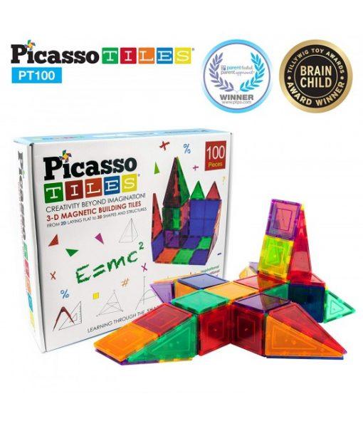 set magnetic constructie piese picasso tiles 1002 550x652