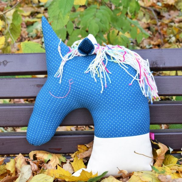 pernuta unicorn bleumarin 1