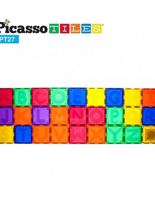 set magnetic constructie piese picasso tiles 27 alfabet11 850x1008