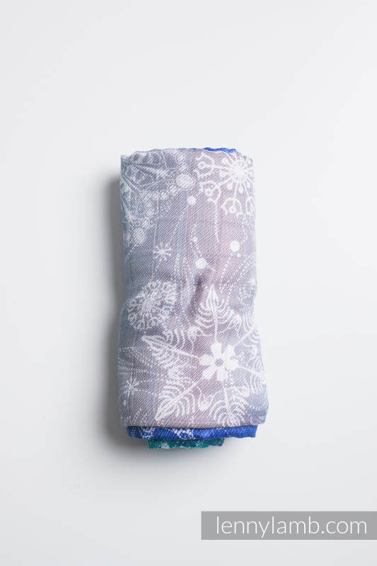 Swaddle Bamboo – LennyLamb snow qeen magic lake