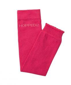 Jambiere Hoppediz din Bumbac Organic pink uni