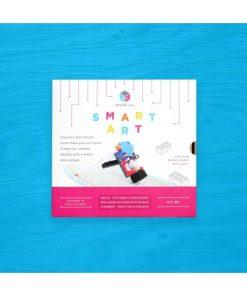 Jucarie Inteligenta Circuit Cubes Kit Arta