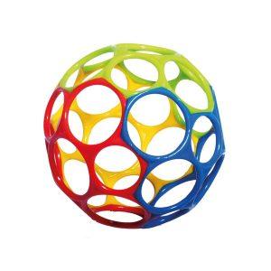 Jucarie OBall Rainbow 10 cm b