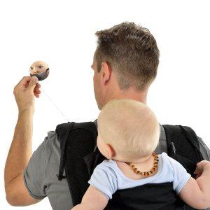 Oglinda pentru sistem de purtare back checker babywearing 2