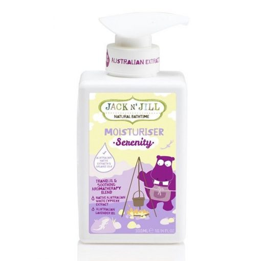 Crema hidratanta JacknJill Serenity pentru bebe