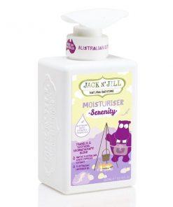 Crema hidratanta bebelus JacknJill Serenity pentru bebe