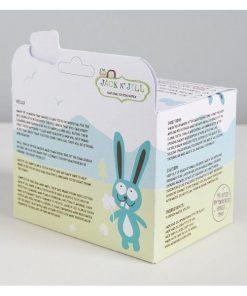 Servetele gingivale naturale JacknJill bebe copii 1