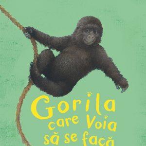 jill tomlinson gorila care voia sa se faca mare c1
