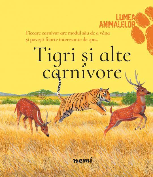 olivia brokes tigri si alte carnivore c1