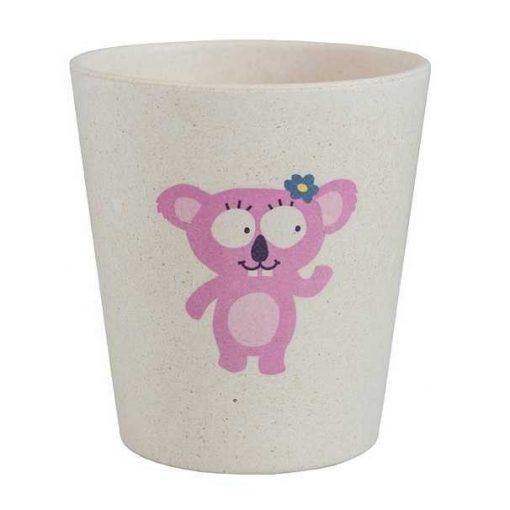 pahar pentru clatire si depozitare jacknjill koala