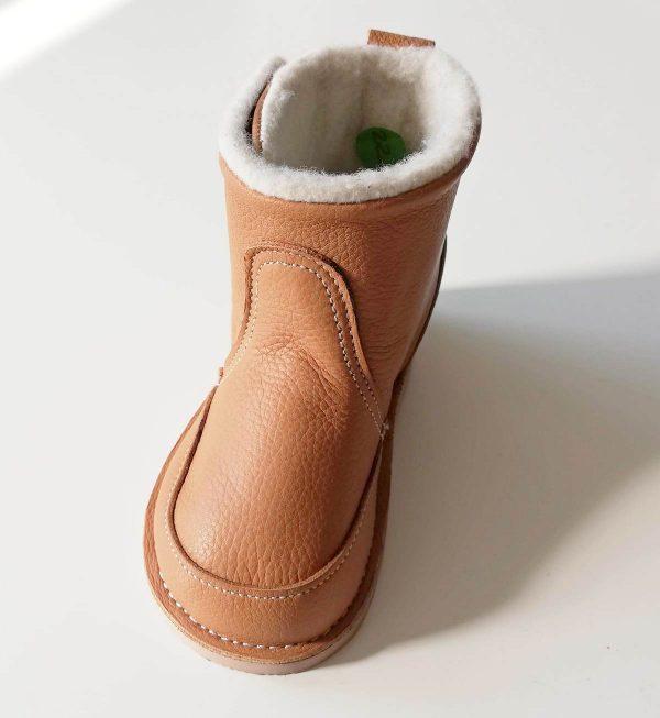 pantof ghete incaltaminte copii piele 4 2