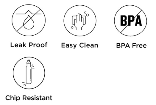 BPA Leak proof free