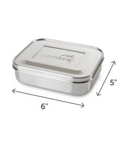Caserola inox 600 ml Classic Uno Lunch Bots 1