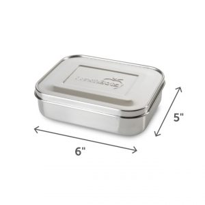 Caserola inox 600 ml Classic Uno Lunch Bots 1