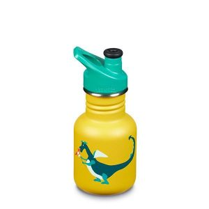 Recipient 355 ml Kid Classic Sport Dragon Snack Klean Kanteen