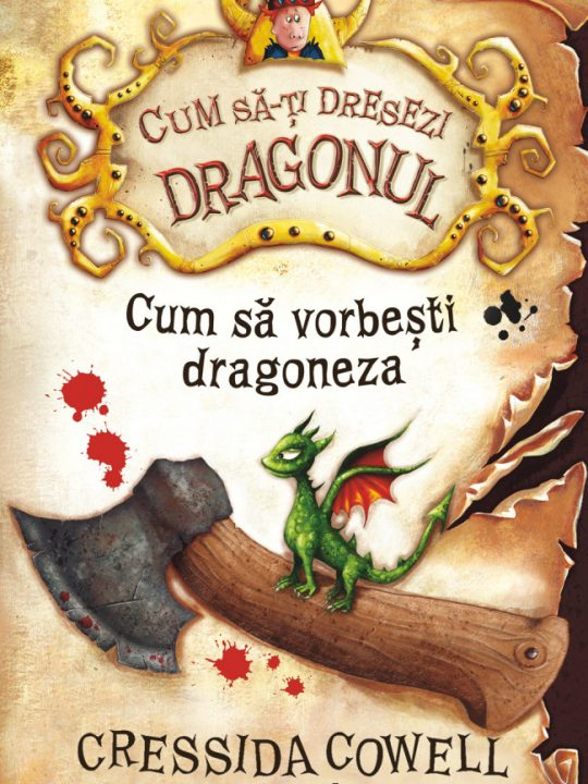 cressida cowell cum sa vorbesti dragoneza c1