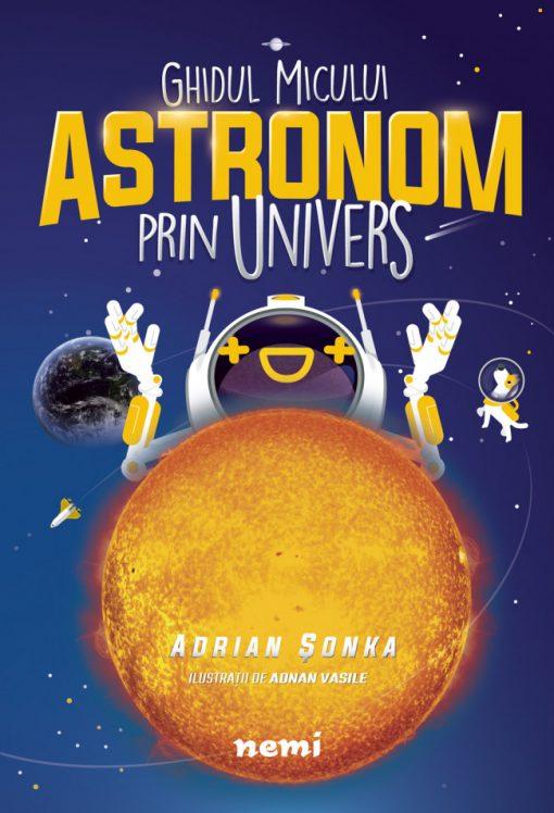 ghidul micului astronom prin univers c1