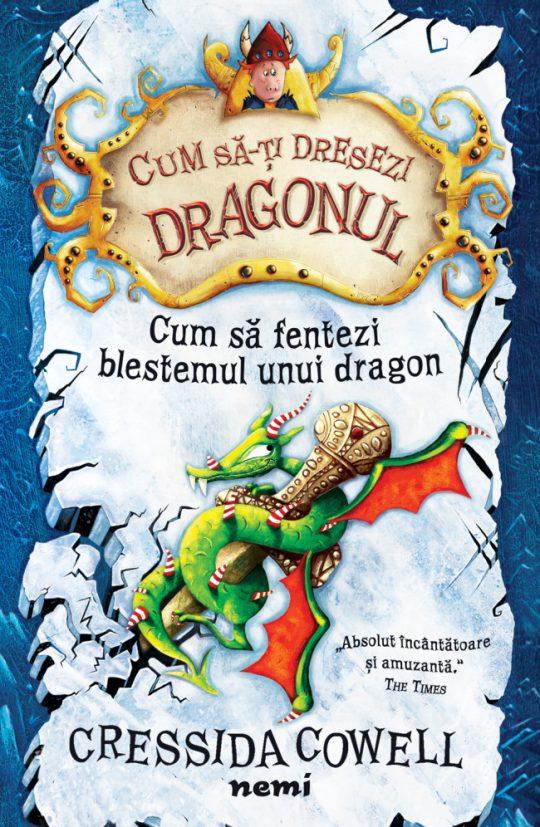 cressida cowell cum sa fentezi blestemul unui dragon c1