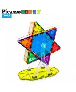 set magnetic constructie piese picasso tiles 62 ferris wheel3 850x1008