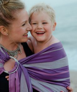 eng pl RING SLING LITTLE FROG BAMBOO AMETHYST size M 4528 1