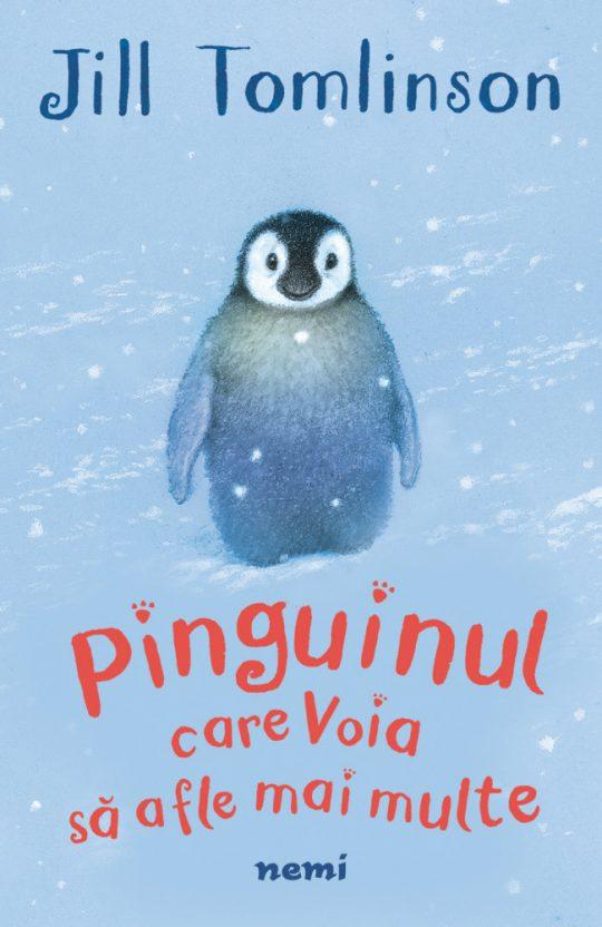 jill tomlinson pinguinul care voia sa afle mai multe c1