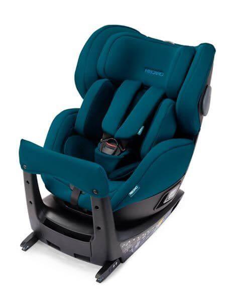 Empatis - Scaun auto Recaro Salia Select i-Size Teal Green