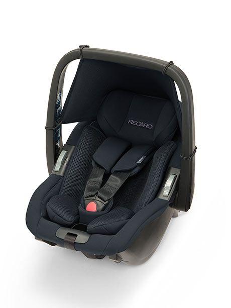 Empatis - Scaun auto Recaro Salia Elite Select Night Black