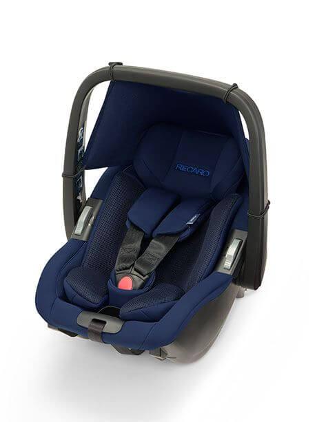 Empatis - Scaun auto Recaro Salia Elite Select Pacific Blue