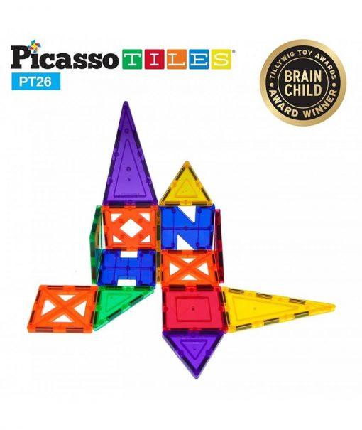 Empatis - PicassoTiles-26 piese