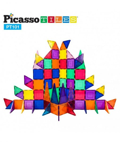 Empatis - PicassoTiles-101 piese